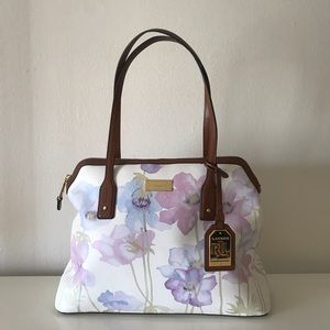 💯 Ralph Lauren watercolor tote tote